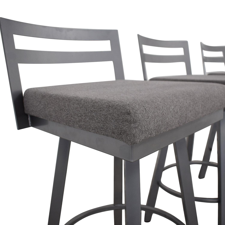 Amisco Amisco Derek Swivel Counter Stools Chairs