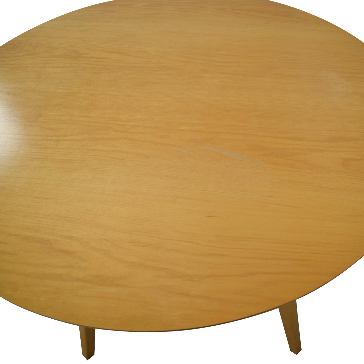 Design Within Reach Risom Round Dining Table sale
