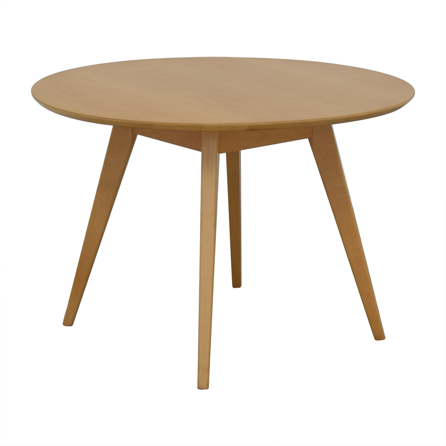 Design Within Reach Design Within Reach Risom Round Dining Table second hand
