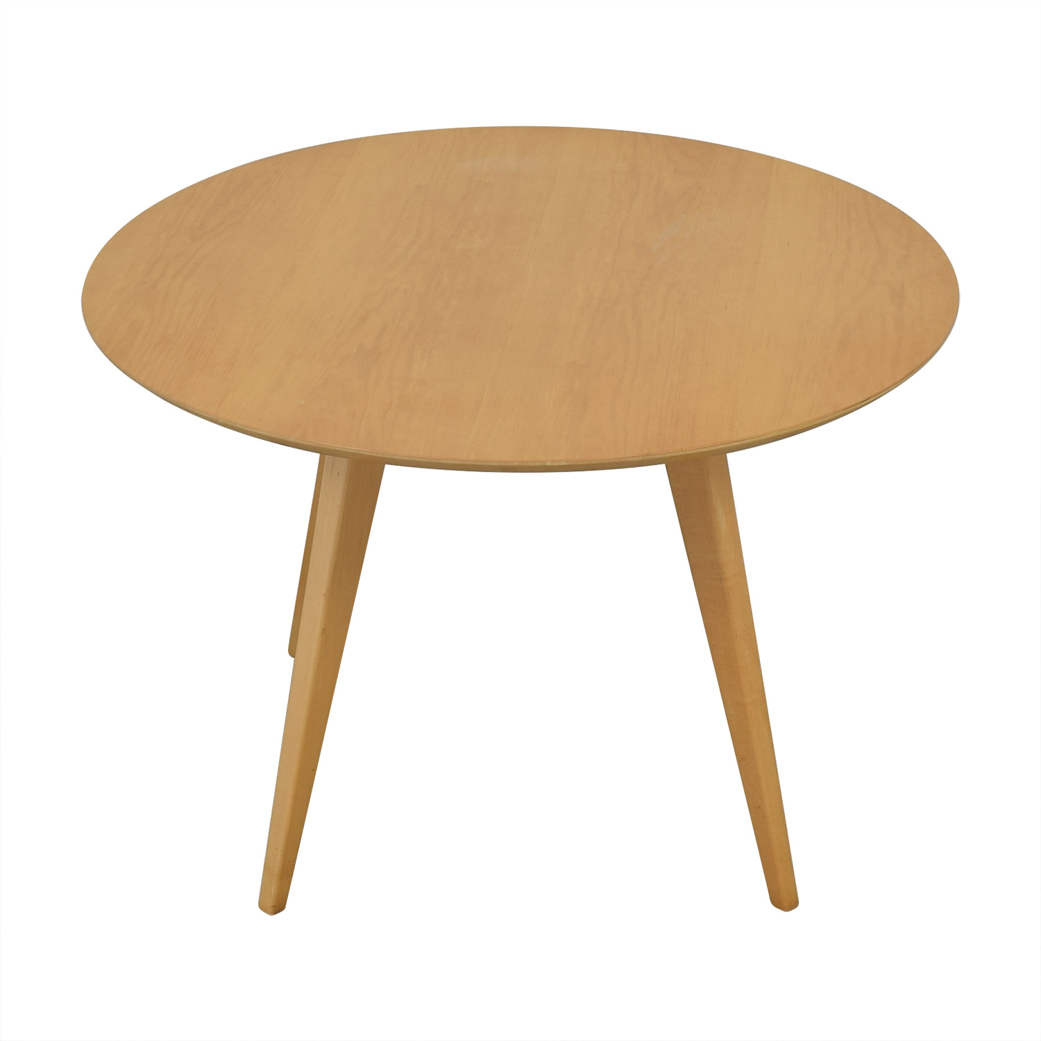 Design Within Reach Risom Round Dining Table / Tables