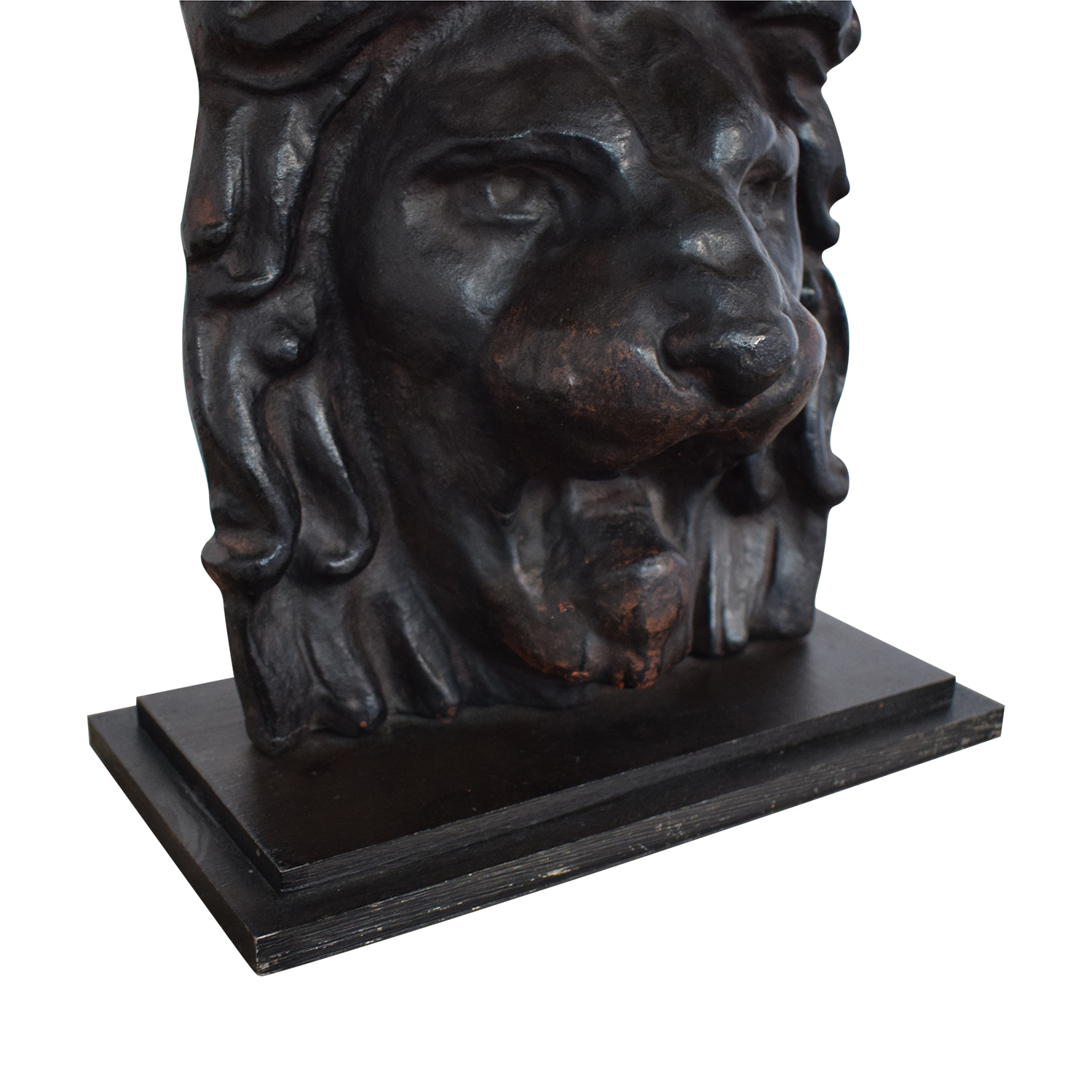 Restoration Hardware Restoration Hardware Lion's Head Table Lamp second hand