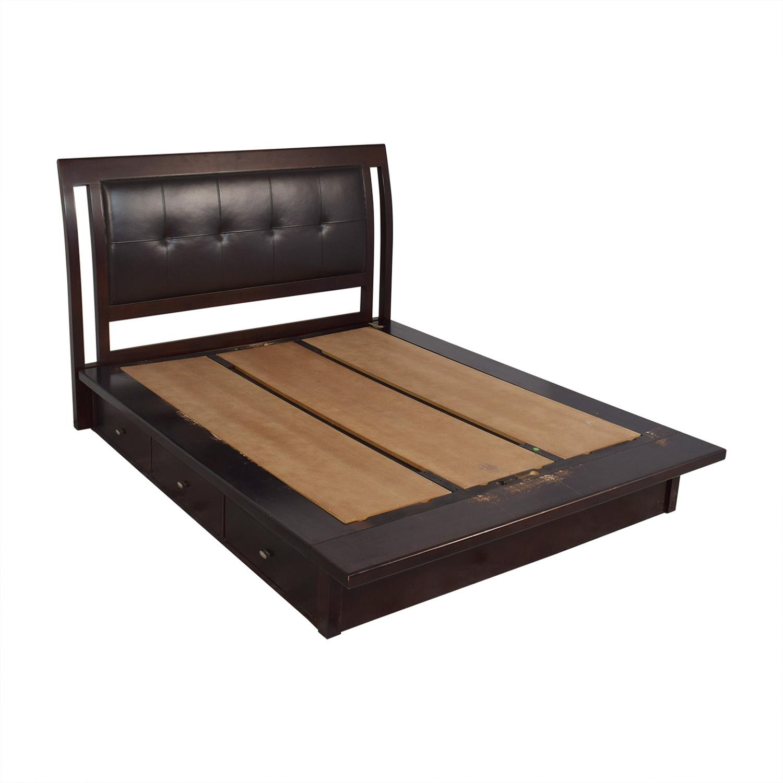 American Drew American Drew Queen Storage Bed discount
