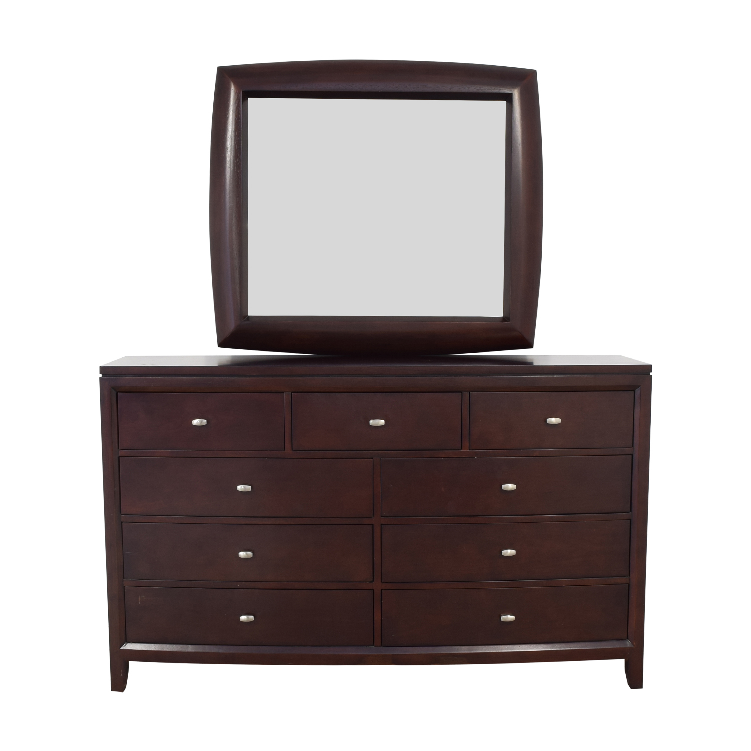 American Drew American Drew Dresser with Mirror on sale