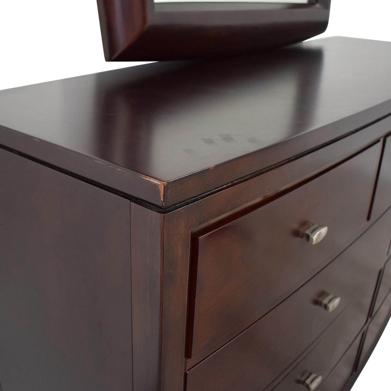 shop American Drew Dresser with Mirror American Drew Dressers