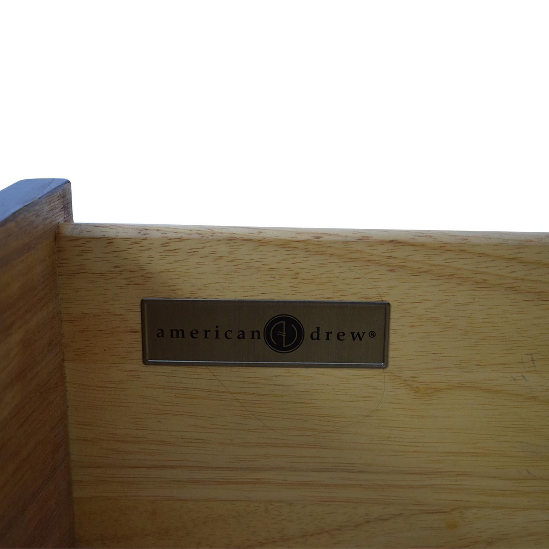 American Drew Dresser with Mirror / Dressers