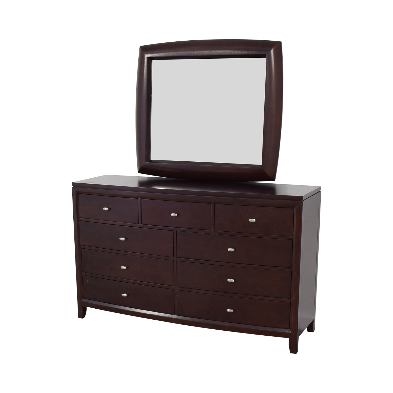 buy American Drew Dresser with Mirror American Drew Dressers