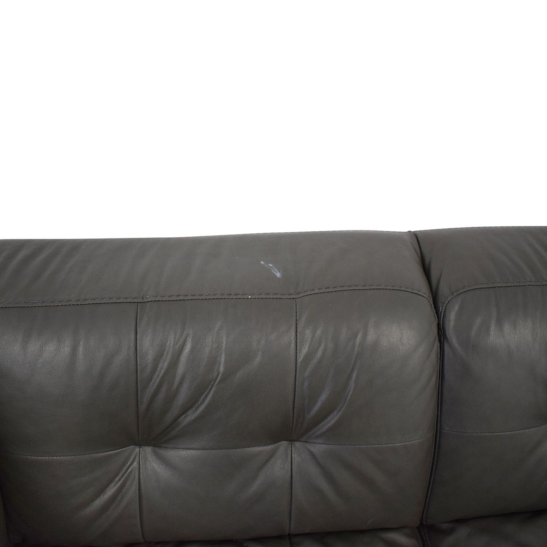 Macy's Macy's Tufted Sofa second hand