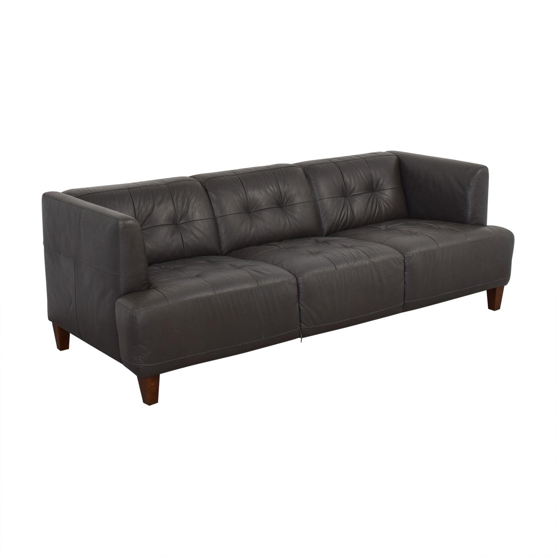 Macy's Macy's Tufted Sofa used