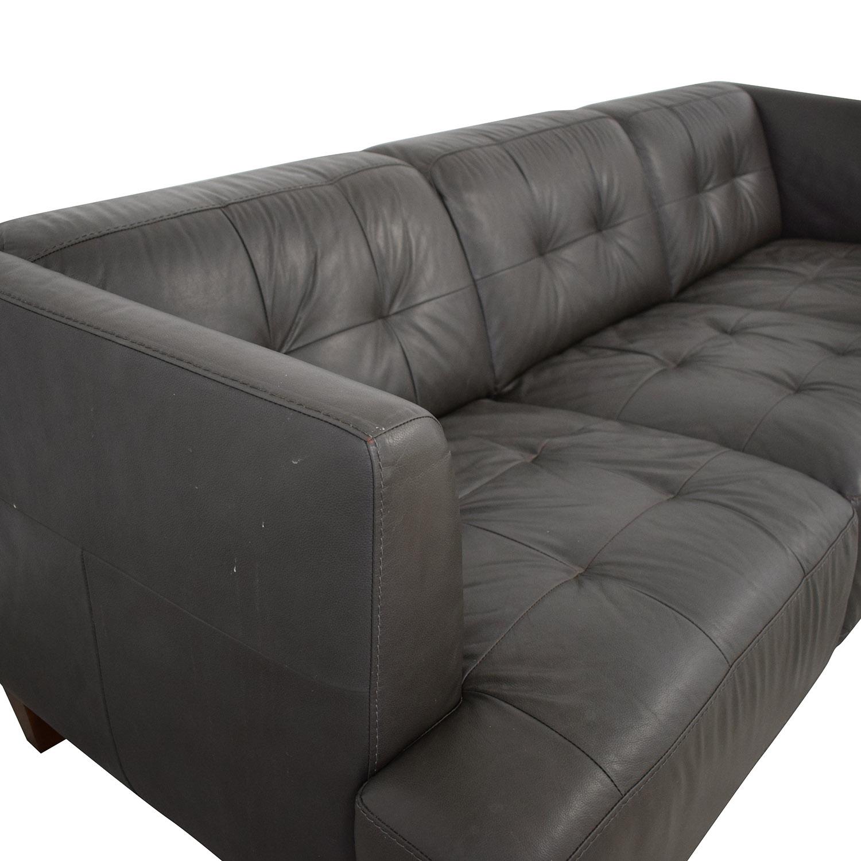 buy Macy's Macy's Tufted Sofa online