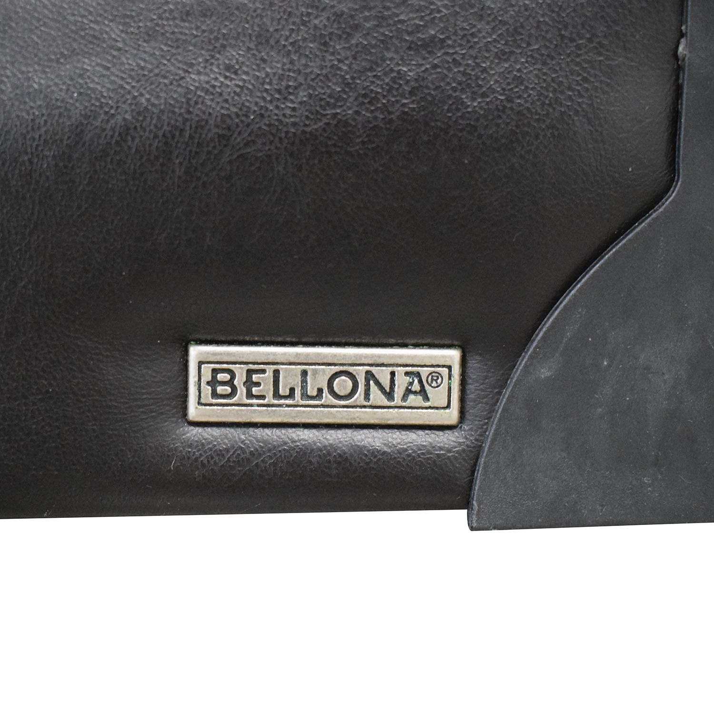 Bellona Brown Futon Couch sale