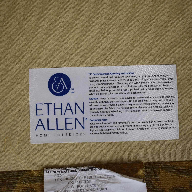 Ethan Allen Ethan Allan Evette Settee used