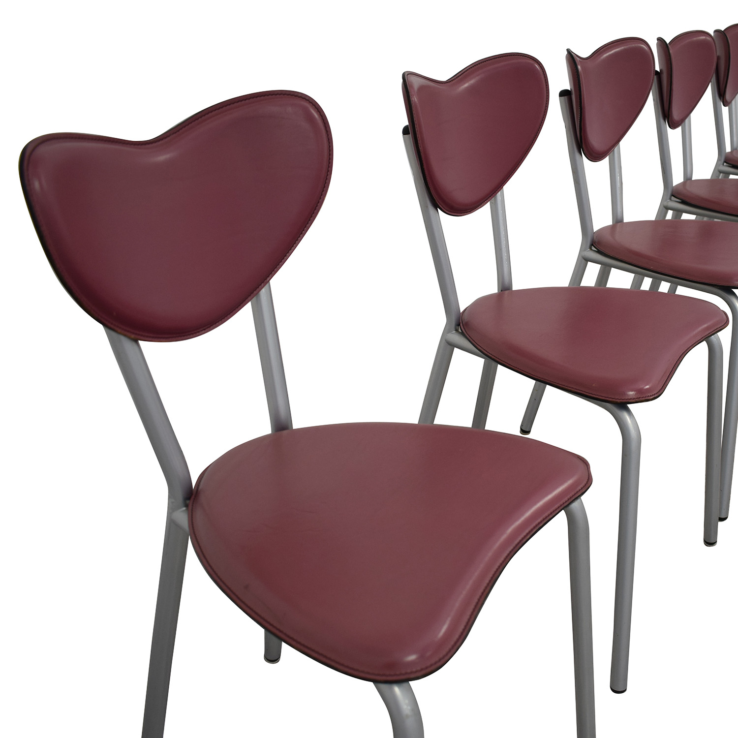 shop Pellizzoni Modern Dining Chairs Pellizzoni Dining Chairs