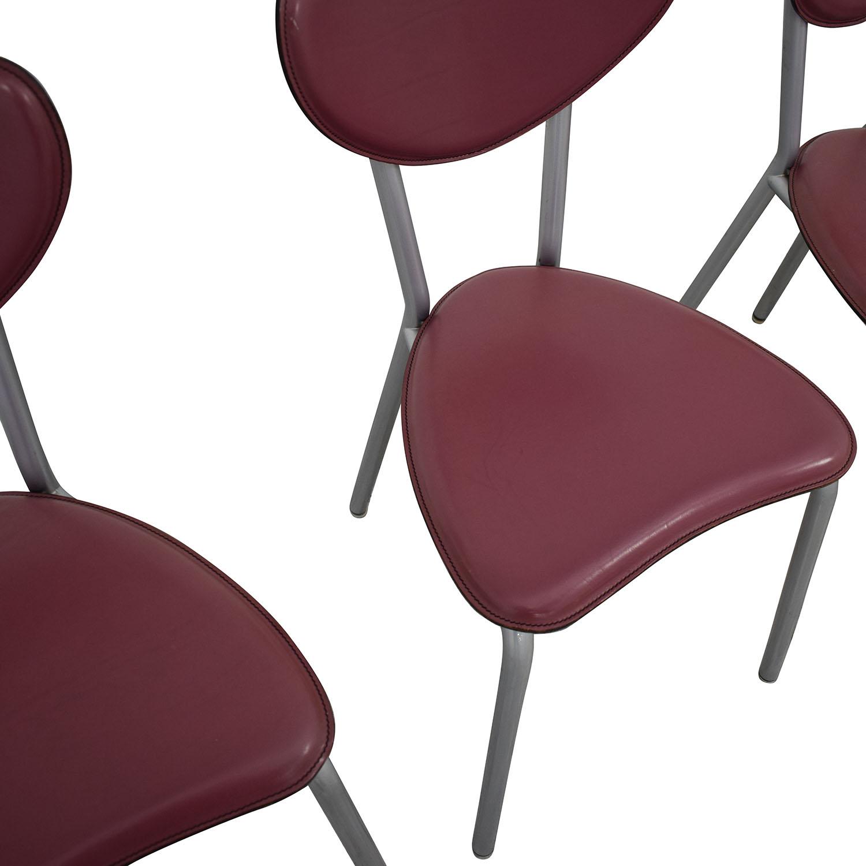 buy Pellizzoni Modern Dining Chairs Pellizzoni