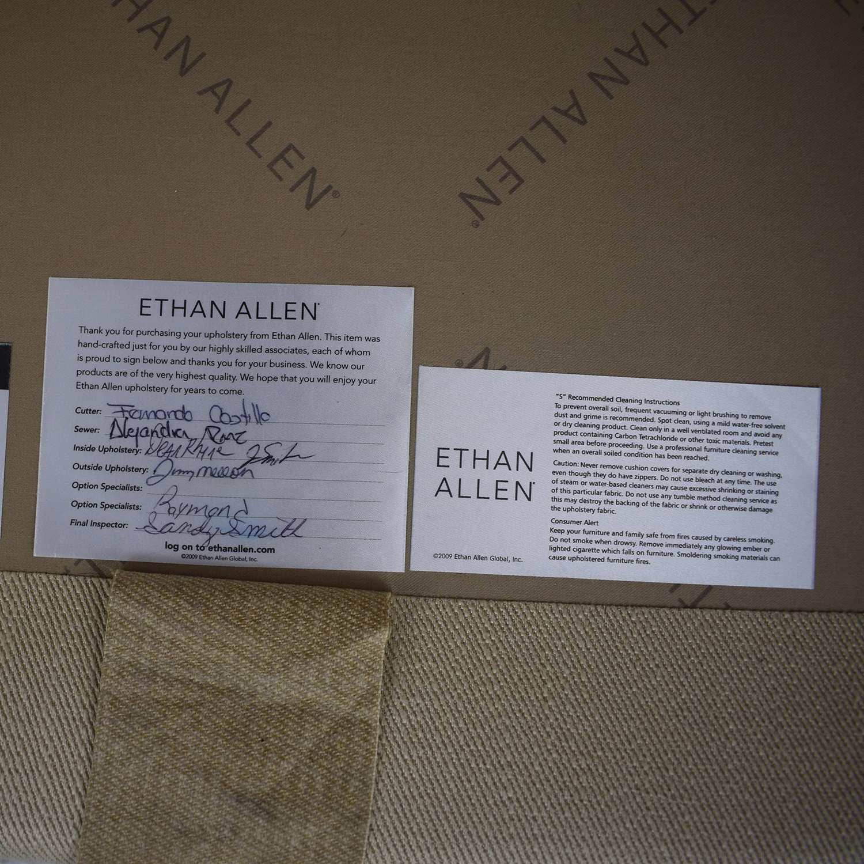 Ethan Allen Bennet Track-Arm Loveseat / Sofas