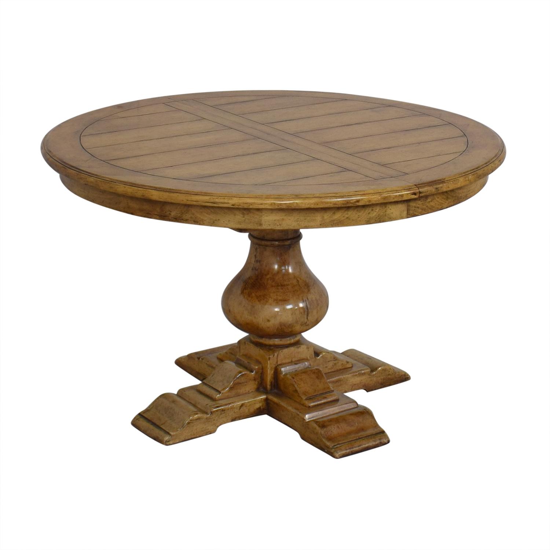 shop Bausman Round Table Bausman
