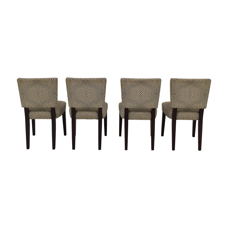 Room & Board Room & Board Dining Chairs nj