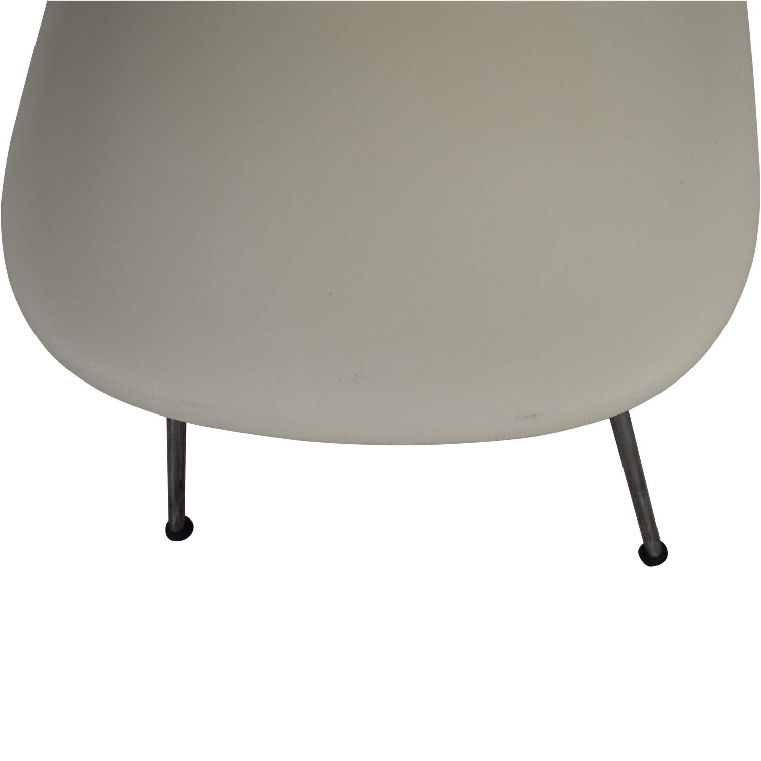 buy Design Within Reach Eames Molded Plastic 4 Leg Side Chair Design Within Reach Dining Chairs