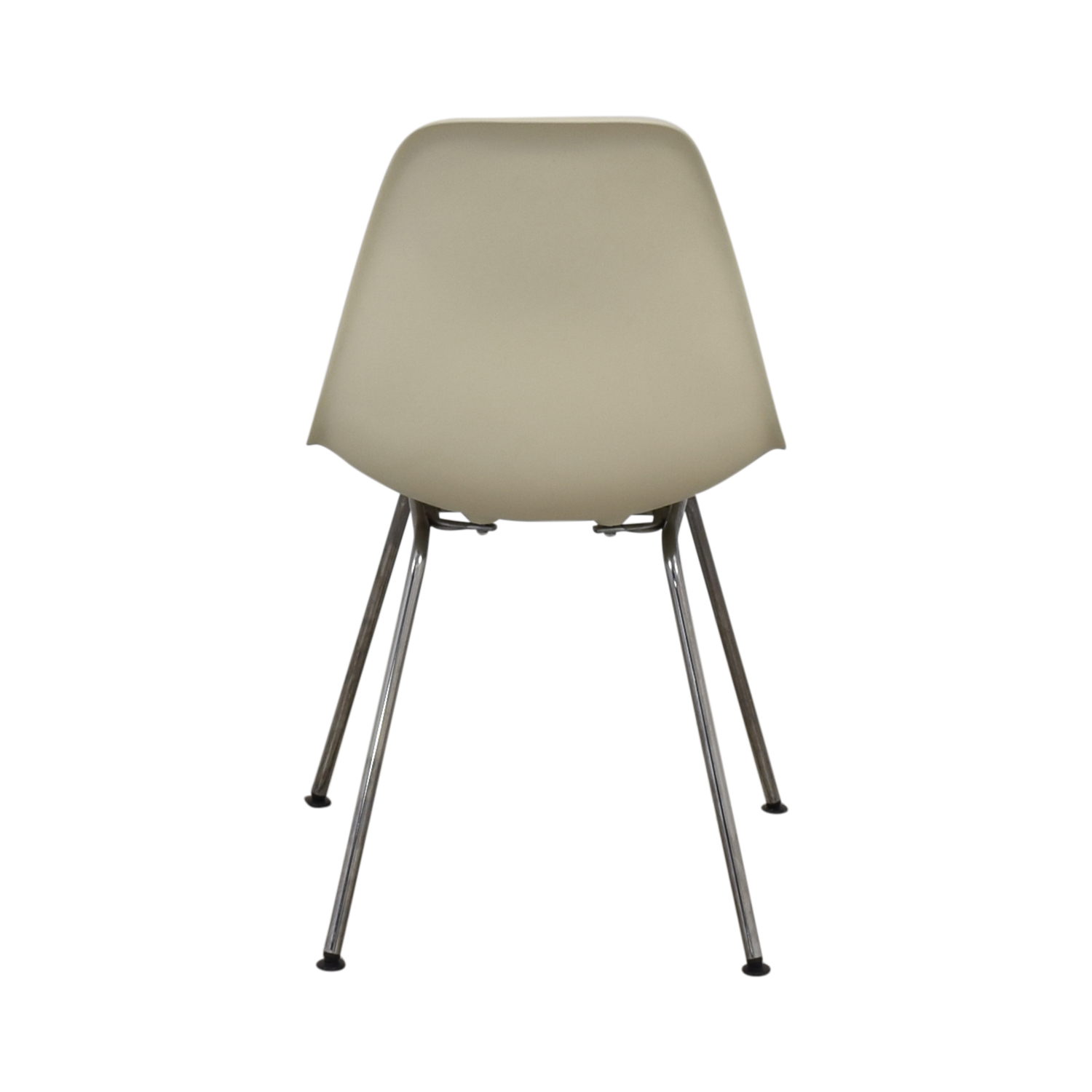 buy Design Within Reach Design Within Reach Eames Molded Plastic 4 Leg Side Chair online