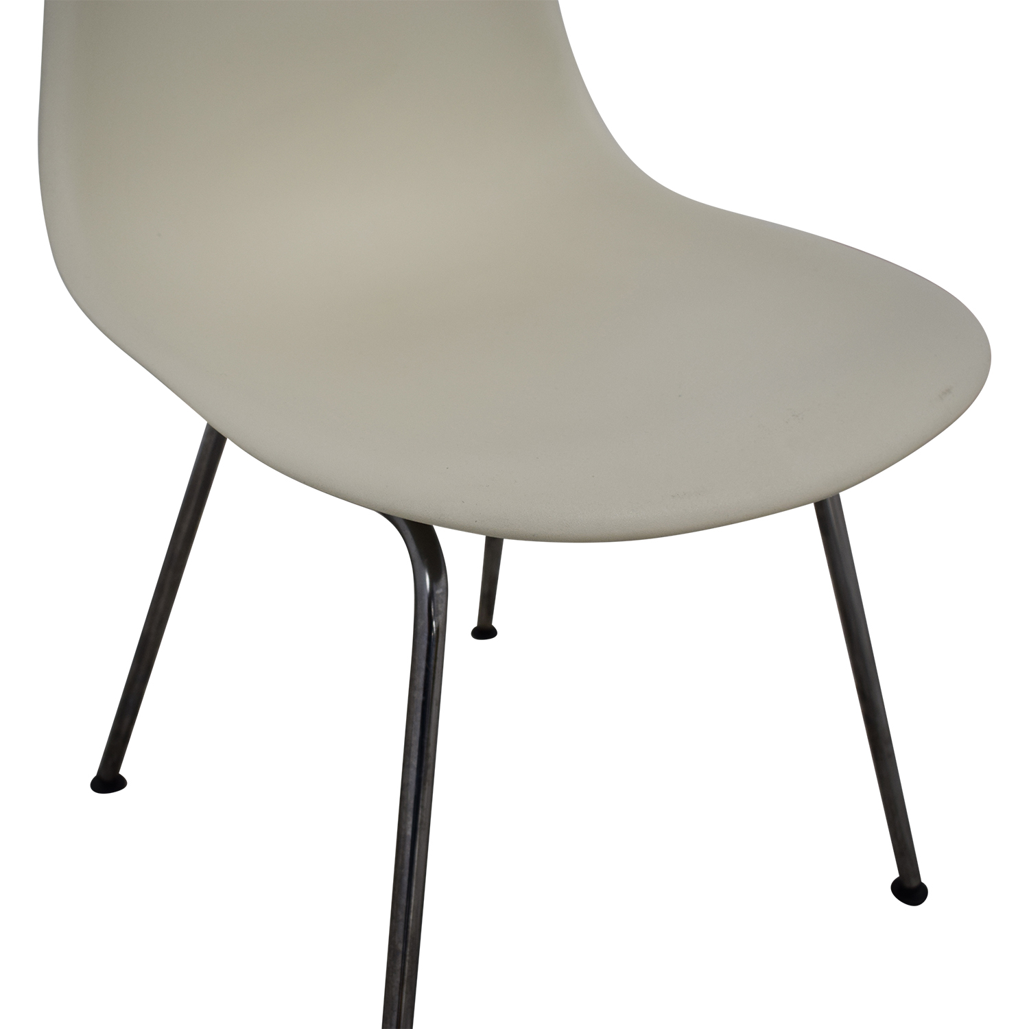 Design Within Reach Design Within Reach Eames Molded Plastic 4 Leg Side Chair Chairs