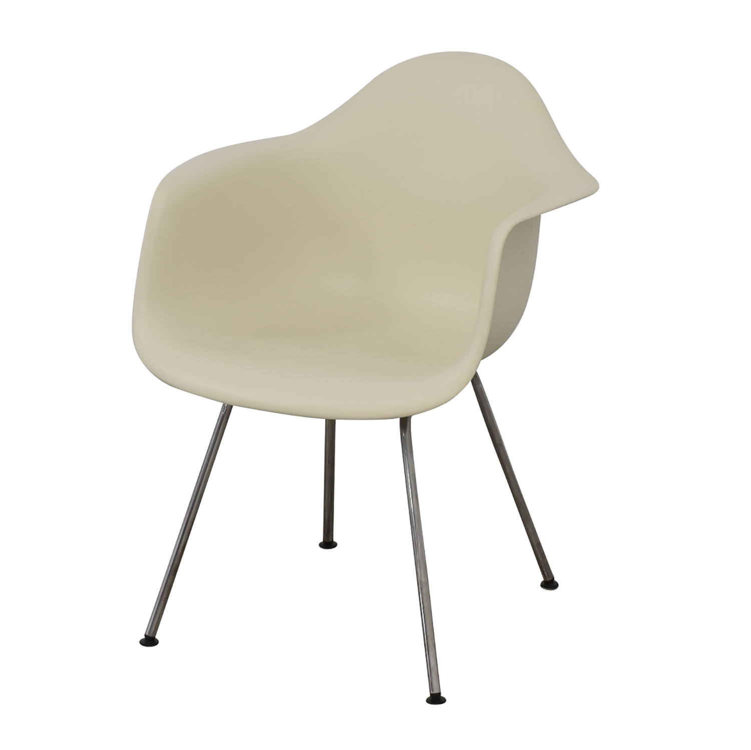 Design Within Reach Design Within Reach Eames Molded Plastic 4 Leg Armchairs second hand