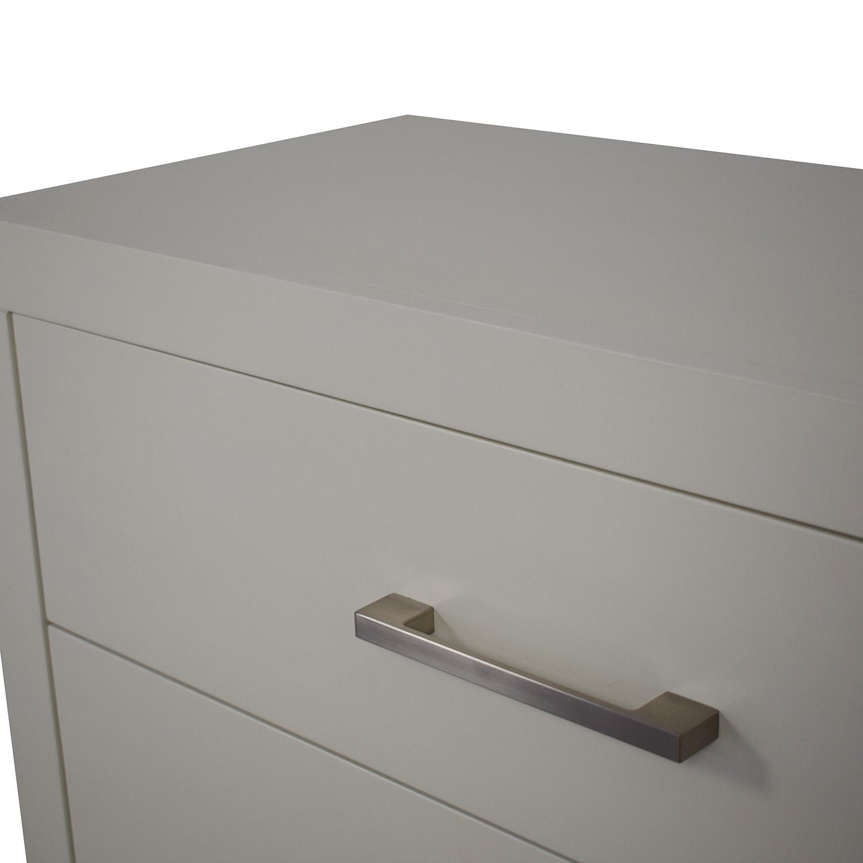 buy Coaster White 5-Drawer Jessica Dresser Coaster Fine Furniture Storage