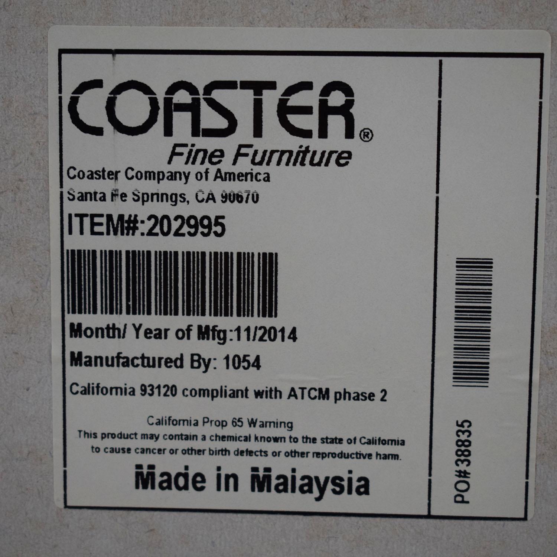 Coaster White 5-Drawer Jessica Dresser / Dressers