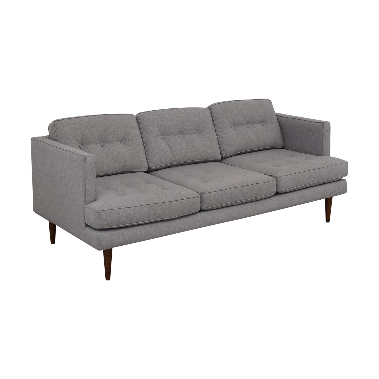 West Elm Peggy Sofa / Classic Sofas