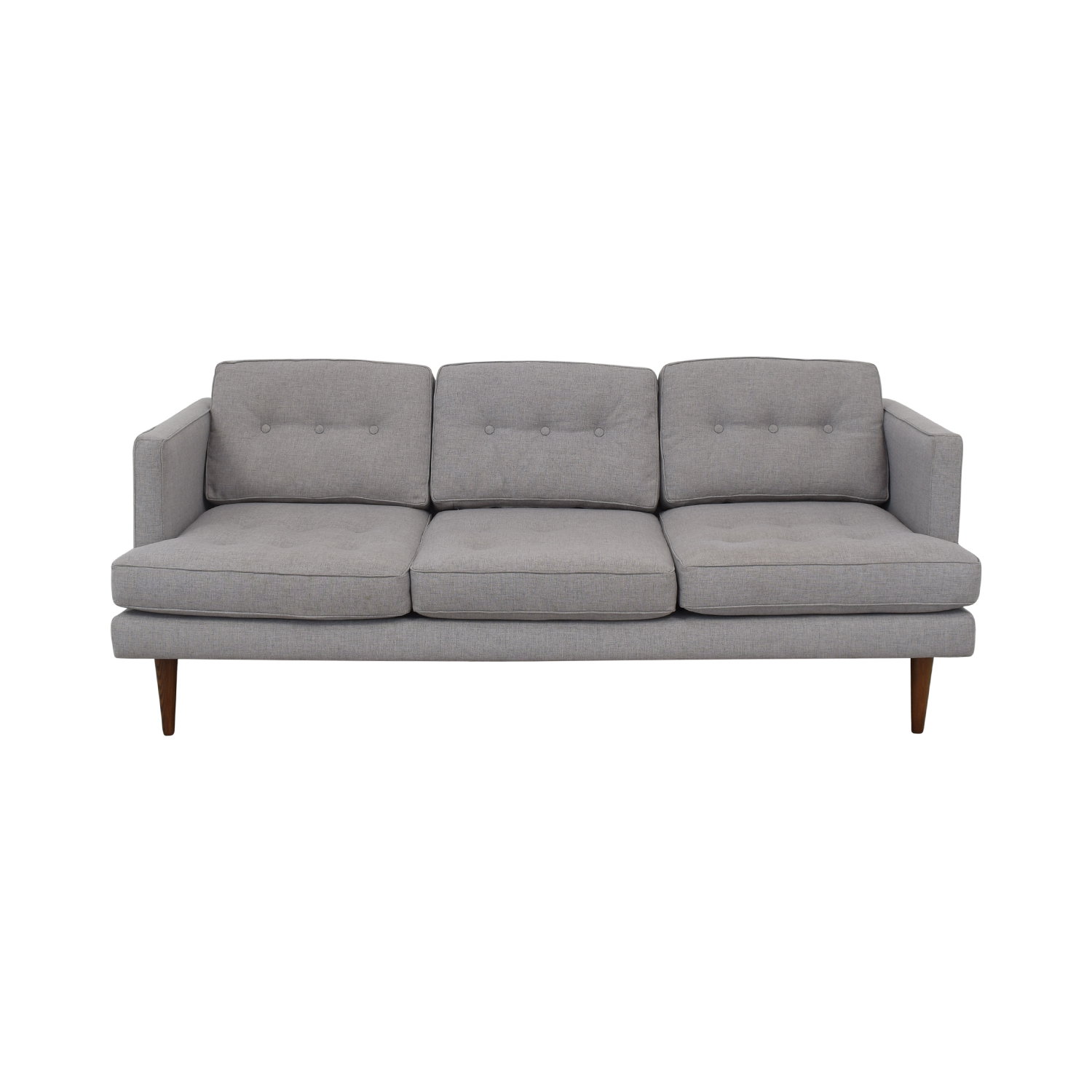 West Elm West Elm Peggy Sofa nyc