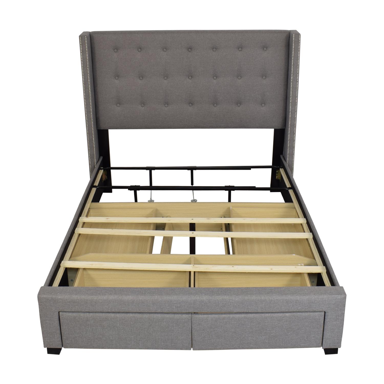 DG Casa Savoy Storage Bed sale