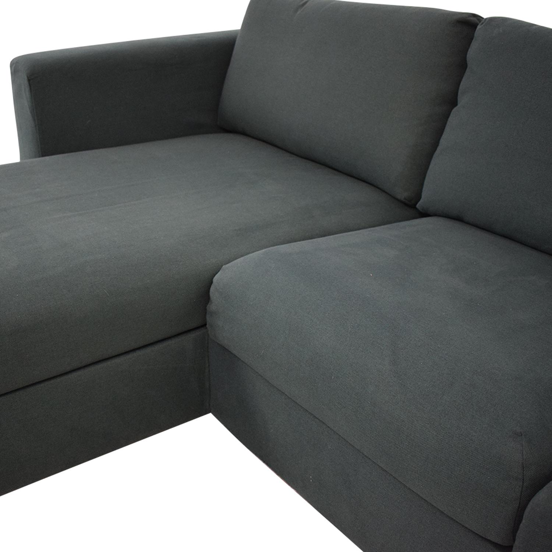 buy IKEA IKEA Storage Chaise Sectional Sofa online