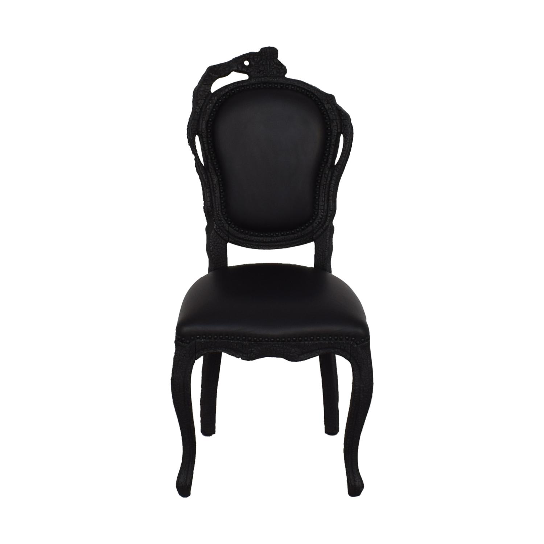 Moooi Maarten Baas Smoke Chair second hand