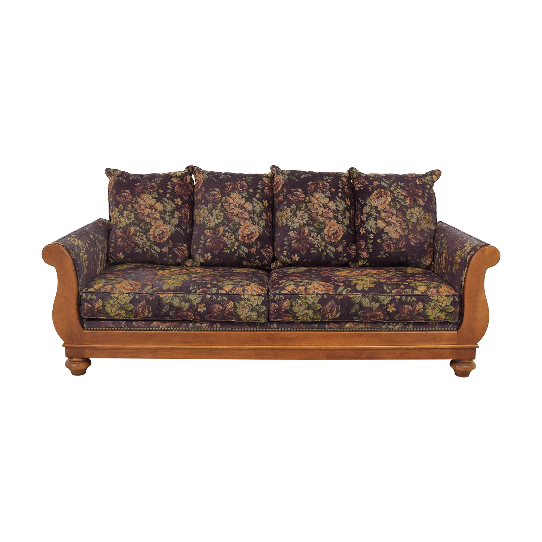 84 Off Flexsteel Sofa Sofas
