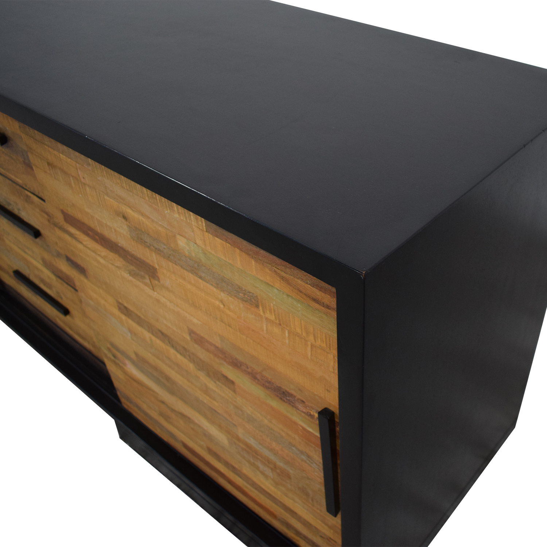 Crate & Barrel Crate & Barrel Seguro Media Console Storage
