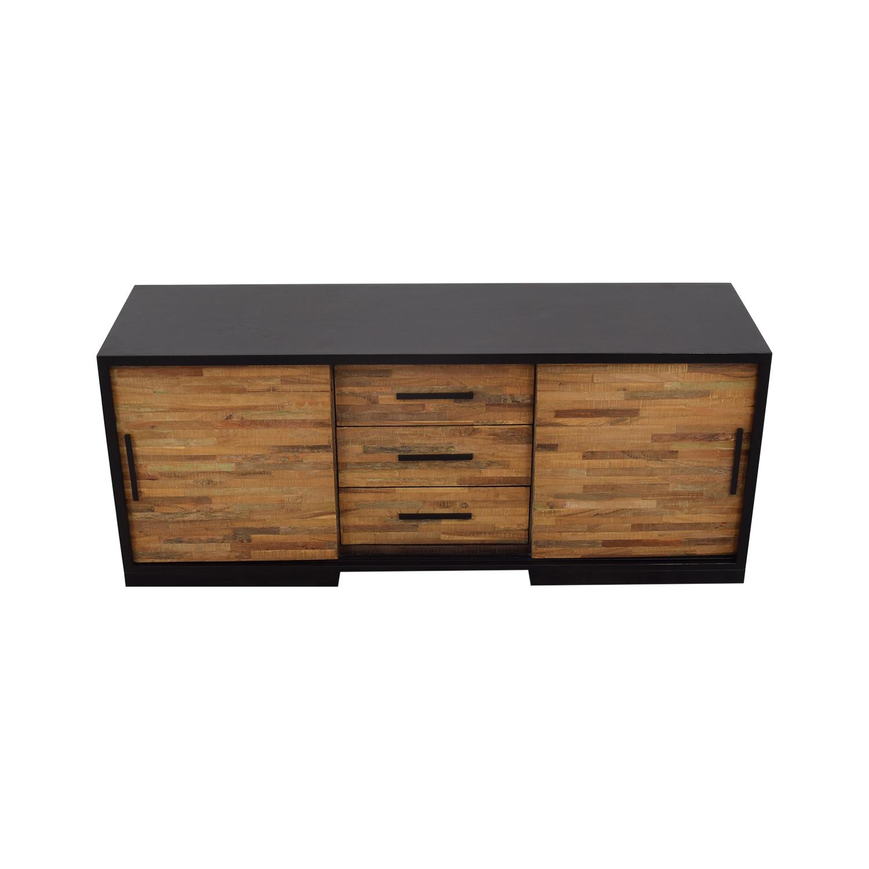 Crate & Barrel Seguro Media Console / Storage