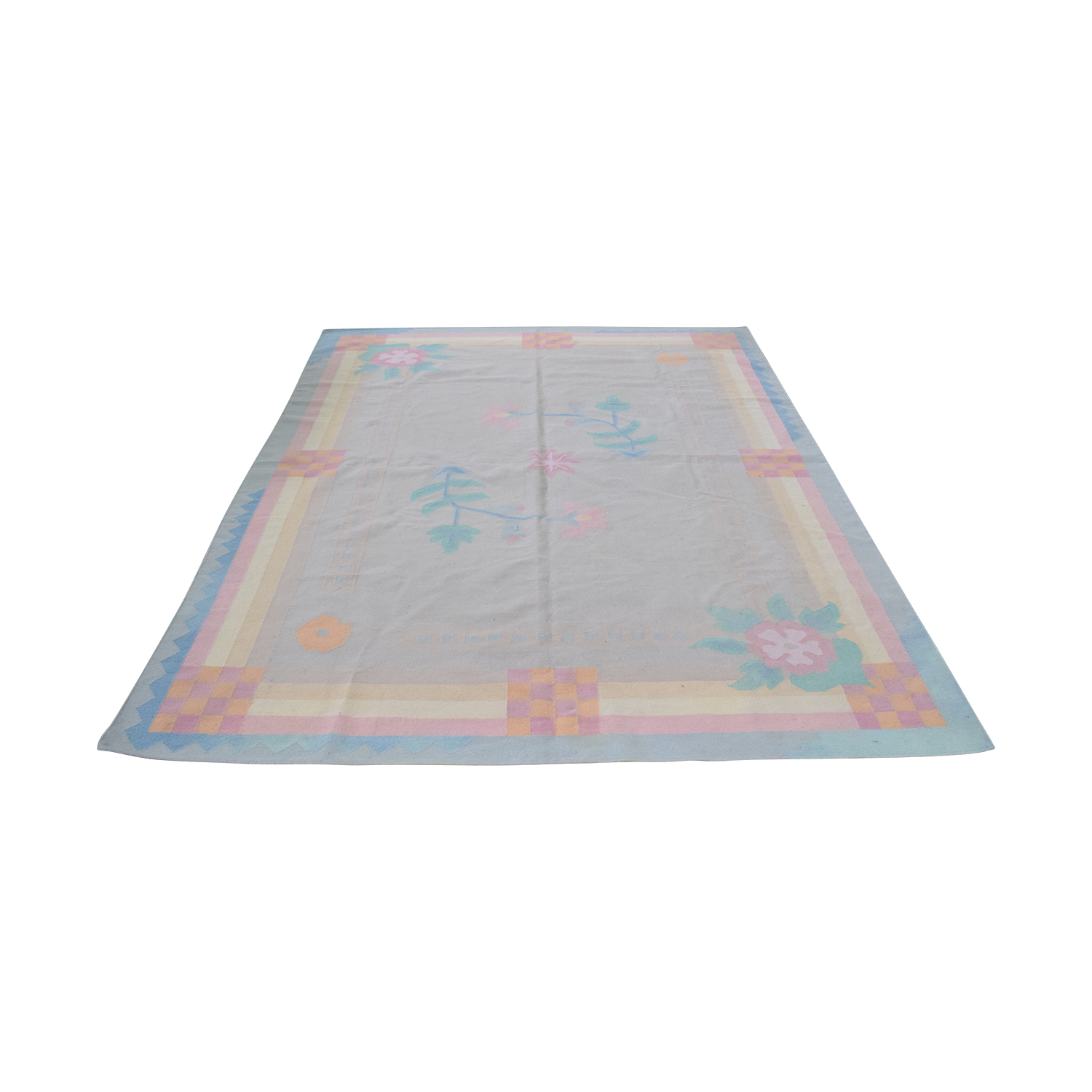 ABC Carpet & Home ABC Carpet & Home Pastel Rug multi