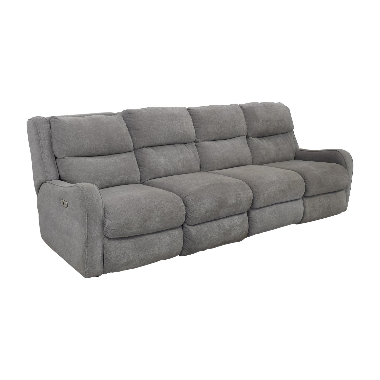 Raymour & Flanigan Raymour & Flanigan Lagamo Sectional Sofa for sale