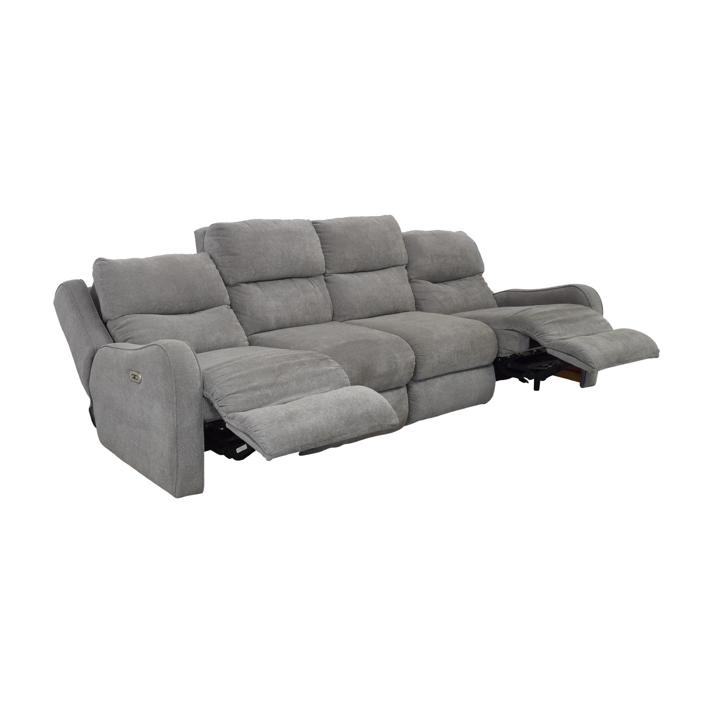 Raymour & Flanigan Raymour & Flanigan Lagamo Sectional Sofa