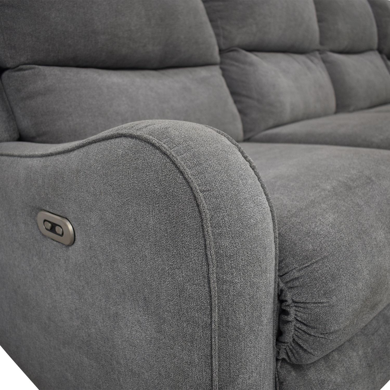 Raymour & Flanigan Raymour & Flanigan Lagamo Sectional Sofa on sale