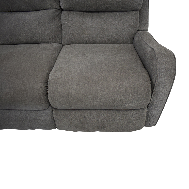Raymour & Flanigan Raymour & Flanigan Lagamo Sectional Sofa second hand