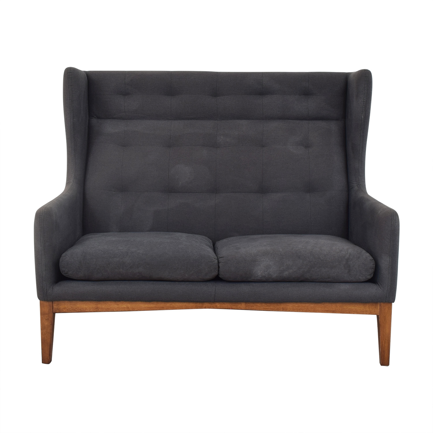 West Elm West Elm James Harrison Settee Loveseats