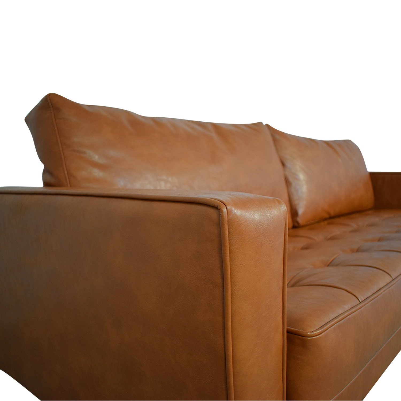 Single Cushion Sofa dimensions