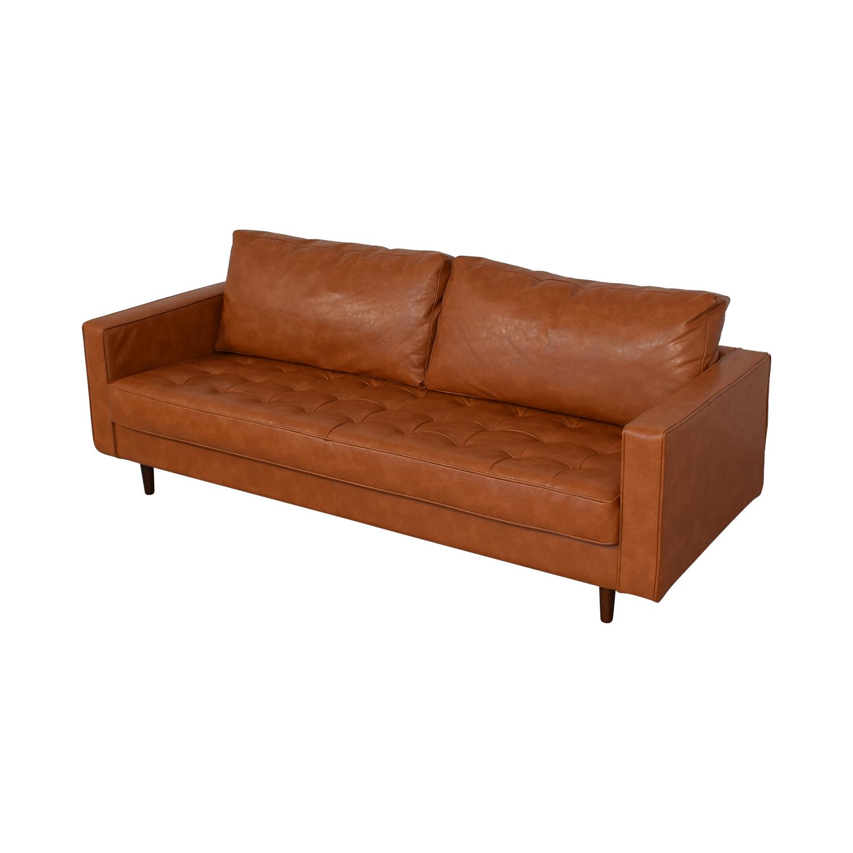 shop  Single Cushion Sofa online