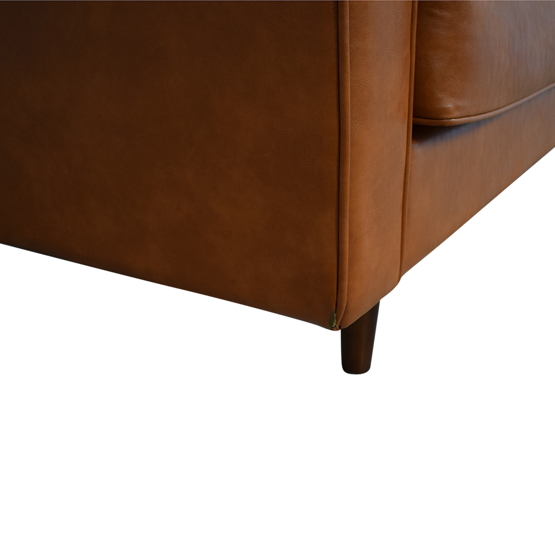 Single Cushion Sofa nyc