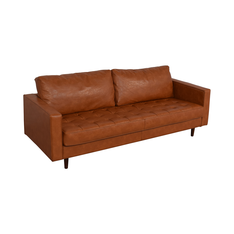Single Cushion Sofa / Classic Sofas