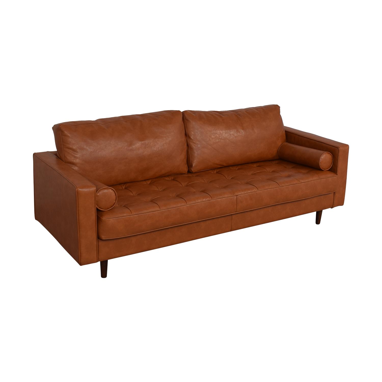 Single Cushion Sofa nj