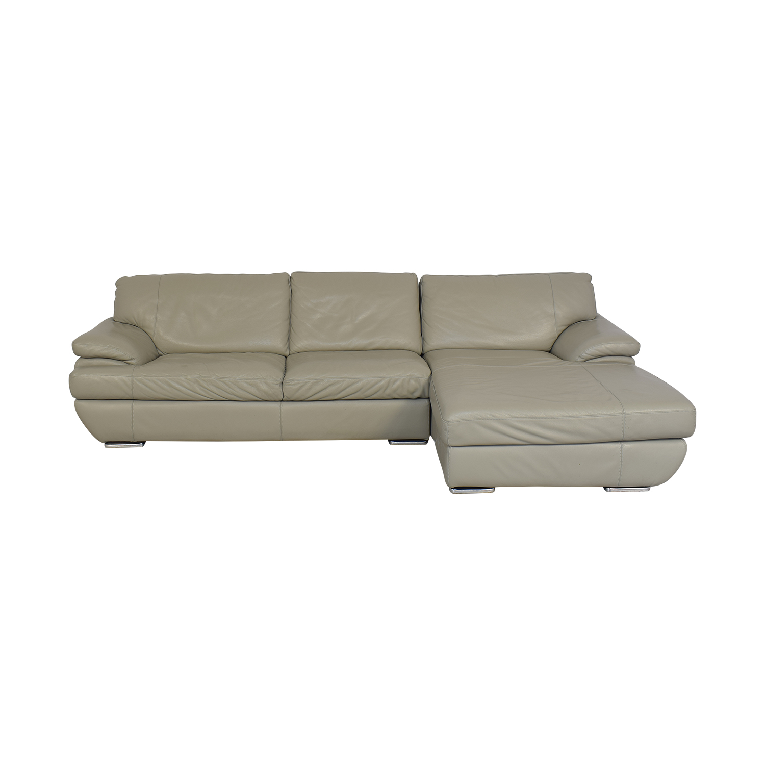 shop Chateau d'Ax Sectional Sofa with Chaise Chateau d'Ax
