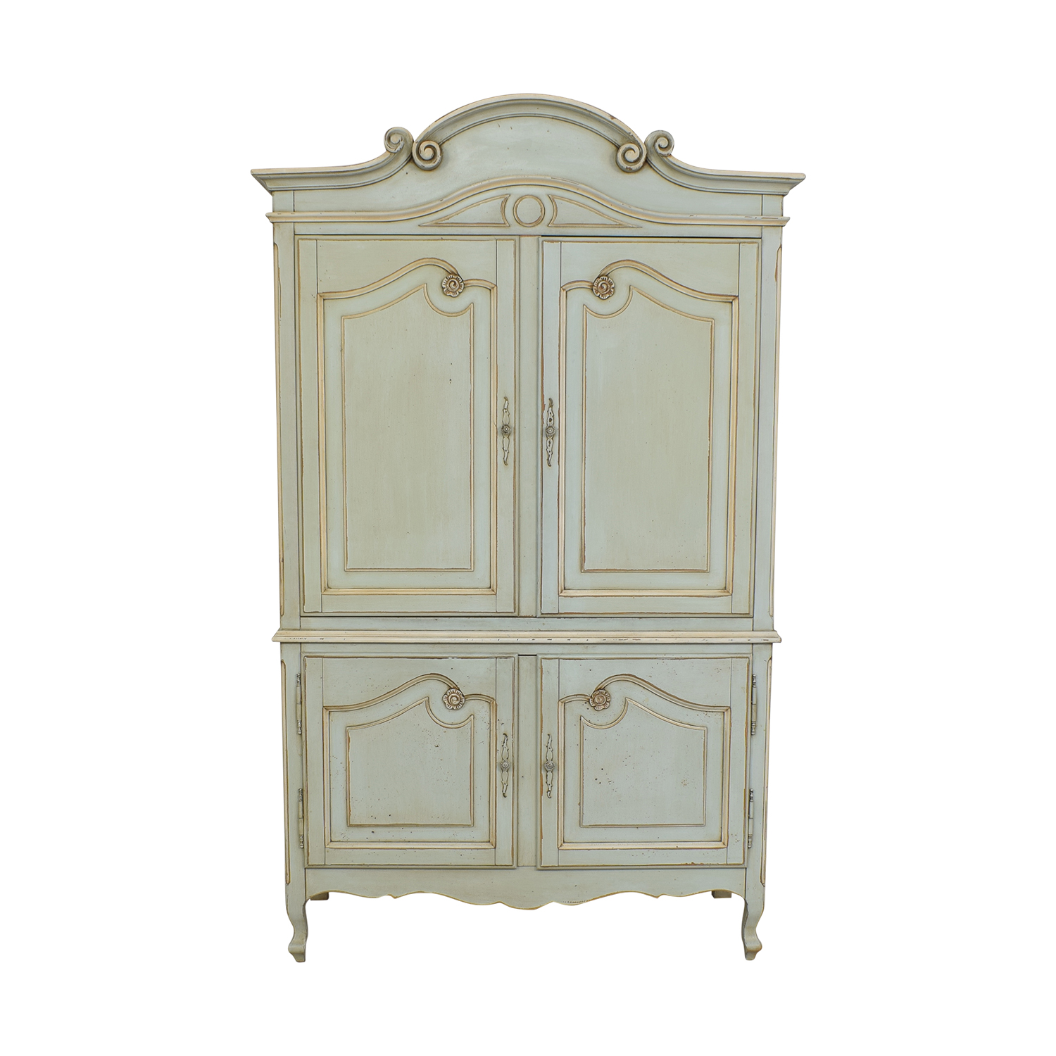 Domain Domain Italian Armoire used