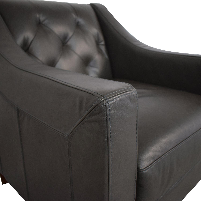 Macy's Macy's Tufted Armchair on sale