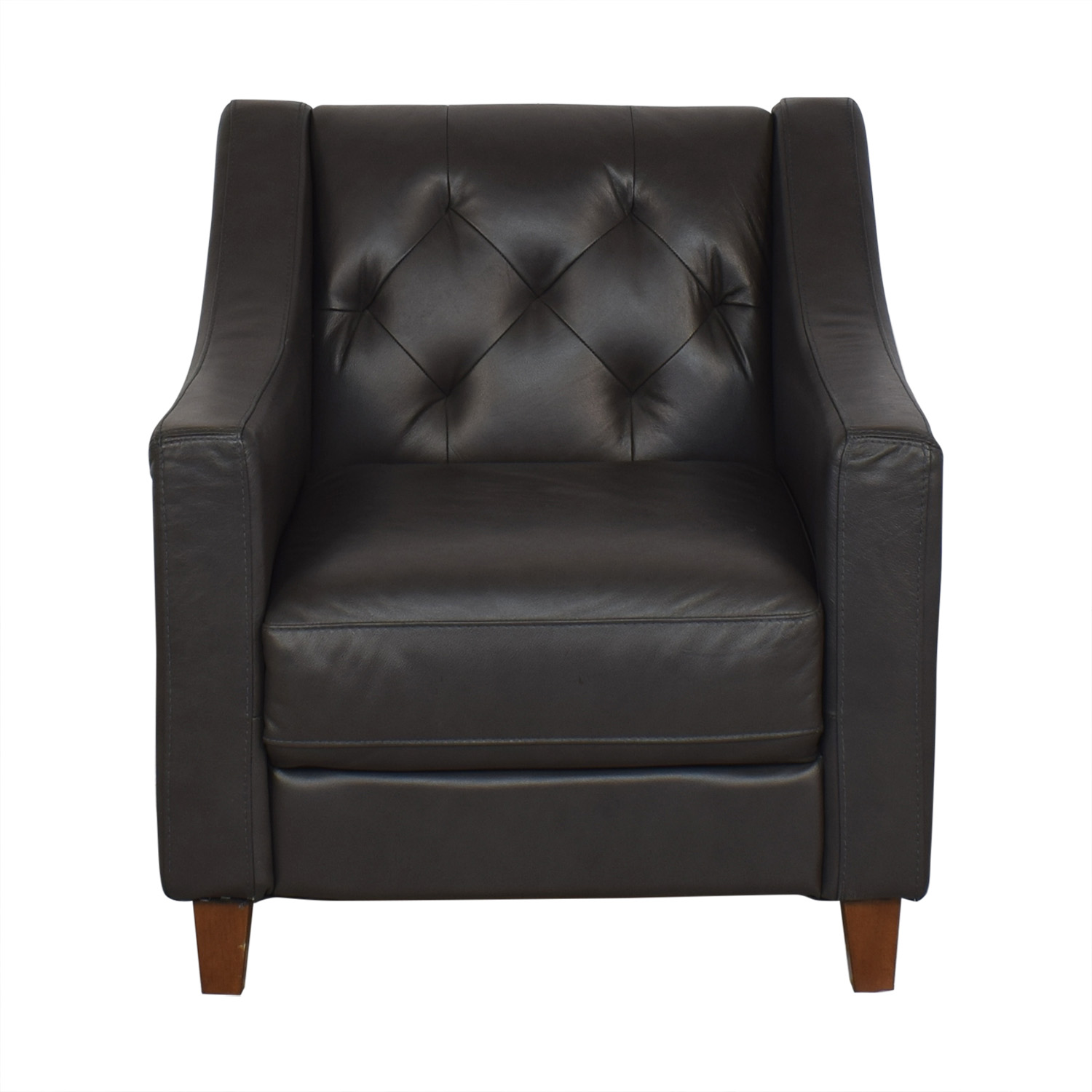 Macy's Macy's Tufted Armchair coupon