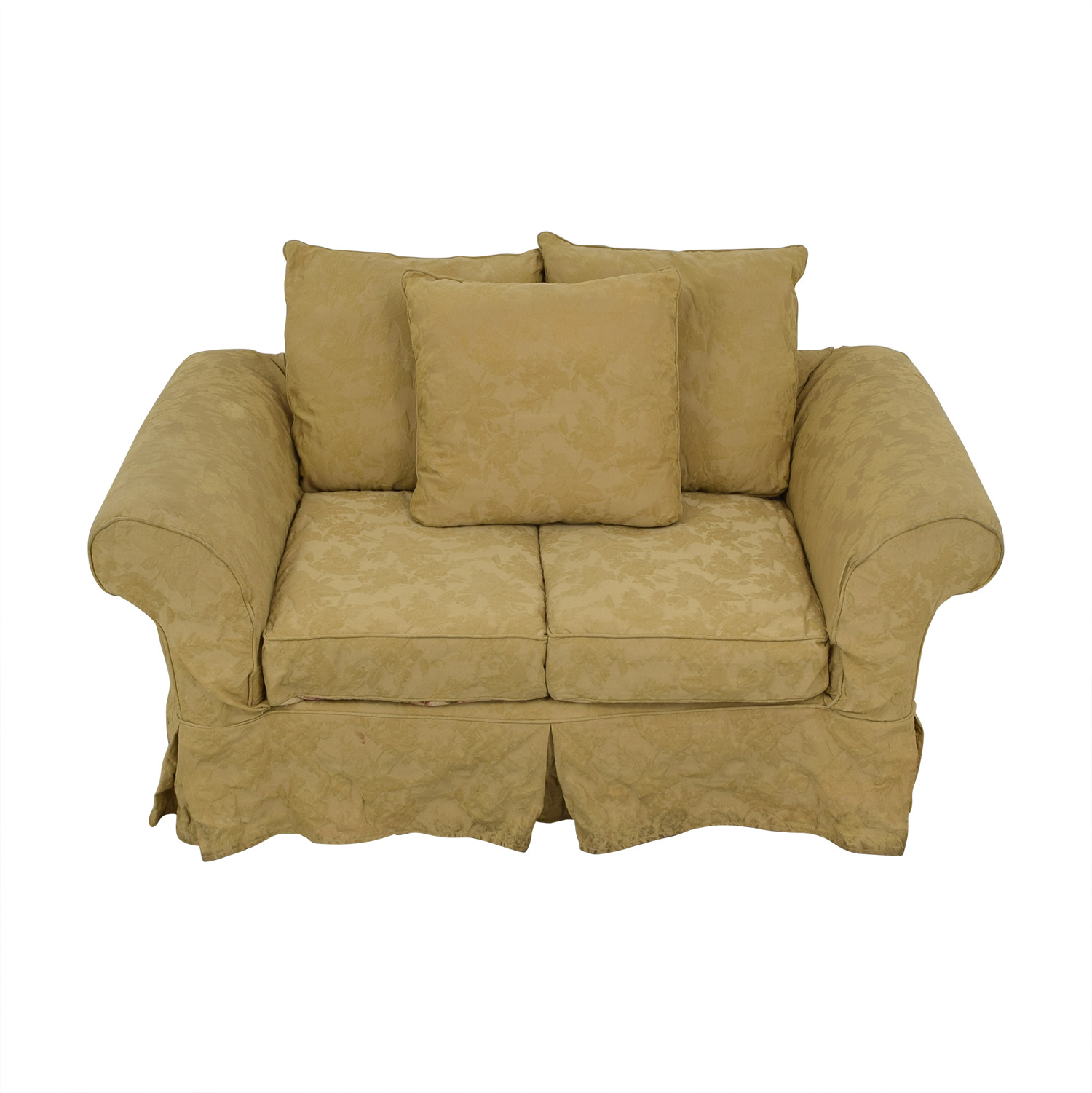 Domain Domain French Country-Style Loveseat Sofas